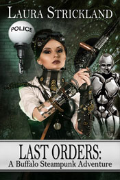 Last Orders: Laura Strickland