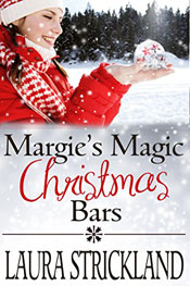 Margie's Magic Christmas Bars -- Laura Strickland