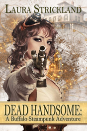 Dead Handsome Laura Strickland