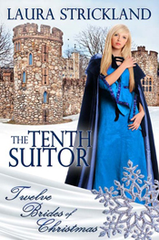 The Tenth Suitor -- Laura Stickland